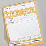 Paper Tweets