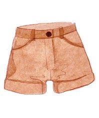 Khaki Shorts and Pants