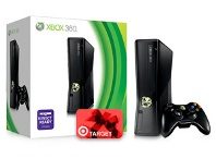 Xbox 360 4GB with $50 gift card