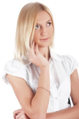 Thinkstock: Tips for updating an outdated hairstyle.