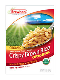 Erewhon Organic Original Crispy Brown Rice