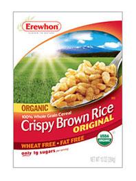 Erewhon Organic Original Crispy Brown Rice