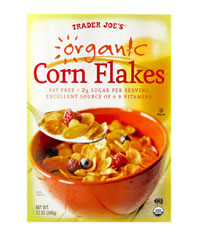 Trader Joe's Organic Corn Flakes