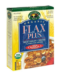 Nature's Path Organic Flax Plus Multibran