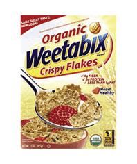 Organic Weetabix Crispy Flakes