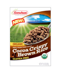 Erewhon Organic Cocoa Crispy Brown Rice