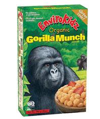 EnviroKidz Organic Gorilla Munch