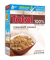 Total Cinnamon Crunch