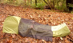 JakPak All-in-One Waterproof Jacket/Sleeping Bag/Tent