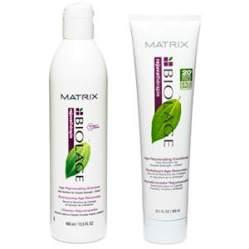 Biolage Rejuvathérapie Age Rejuvenating Shampoo and Conditioner