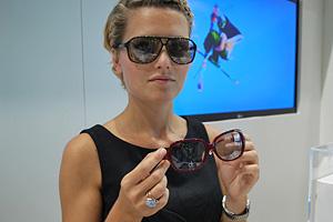 Designer 3D TV Glasses