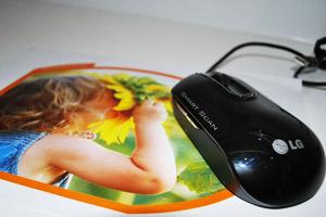 LG Smartscan Mouse