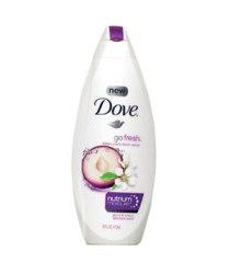 Dove Gofresh Rebalance Beauty Body Wash