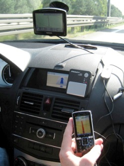 Standalone GPS Systems