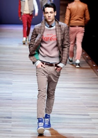 Tweed Jacket at D&G