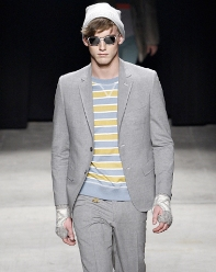 Band of Outsiders horizontal stripes