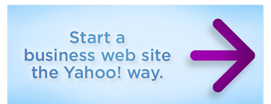 Yahoo! Web Hosting: Everything you need for a great web site