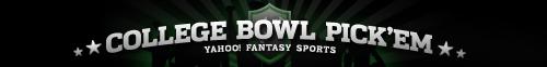 Yahoo! Sports College Bowl Pick'em