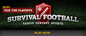 Y! Sports Survival Football