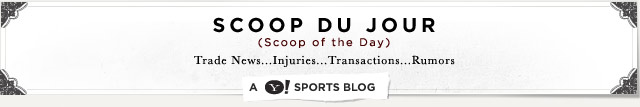 NBA - Scoop Du Jour  - Mark J. Miller