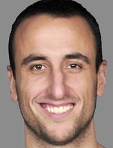 Manu Ginobili - San Antonio Spurs