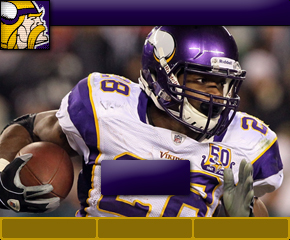 Click here to vote for the Minnesota Vikings