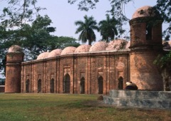 Mosque City of Bagerhat, Bangladesh
