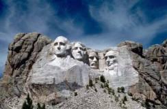 Mount Rushmore National Memorial, Keystone, SD