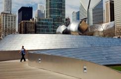 BP Bridge, Millennium Park, Chicago