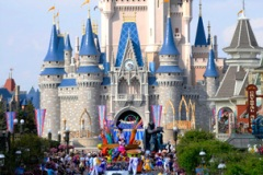 Disney World's Magic Kingdom,