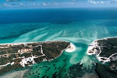 Parrot Cay island, Turks & Caicos