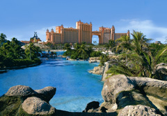 Bridge Suites, Royal Towers at Atlantis, Paradise Island, Bahamas