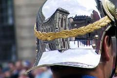 Stockholm Palace guard