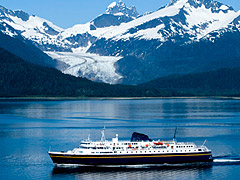 Alaska: Inside Passage from Ketchikan to Haines