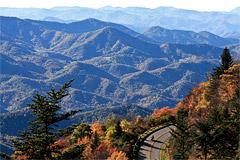 Blue Ridge Parkway (North Carolina And Virginia)