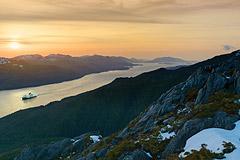 British Columbia: Between Port Hardy and Prince Rupert