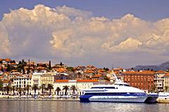 Croatia: Dalmatian Coast between Split and Vis