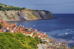 Robin Hood's Bay, England