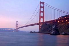 California: Between San Francisco and Sausalito