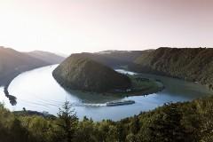 Danube River, Central Europe