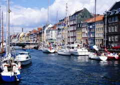Denmark reports the highest standard of living in the world.