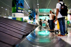 Delta, US Airways and Continental all share hefty baggage charges