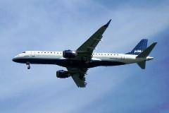 Jet Blue: most likely to be unsafe