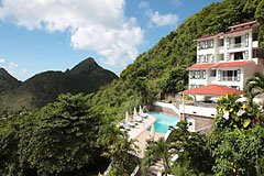 Queen's Garden Resort, Saba