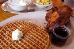 Roscoe's House of Chicken and Waffles; Los Angeles, CA