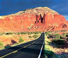 Route 12 in Utah