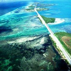 U.S. 1 in the Florida Keys