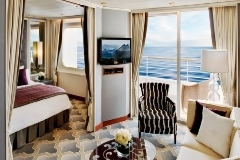 Penthouse Suites, Crystal's Serenity