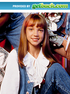 Britney Spears was a Mousketeer
