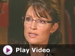 Sarah Palin on ABC's 20-20 (ABC)